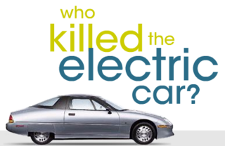 Who killed electric car