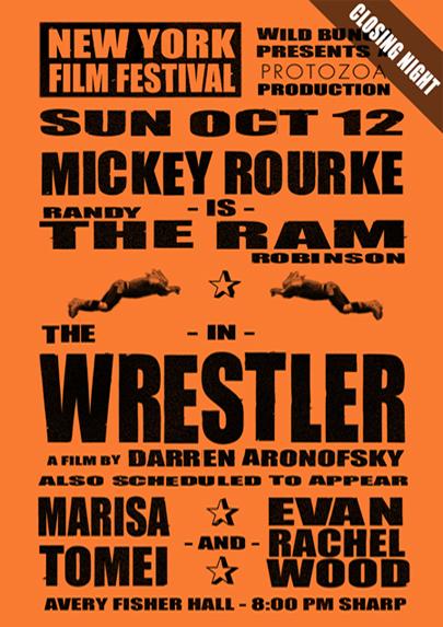 Wrestler NYFF