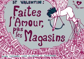 St. Valentin cupidon