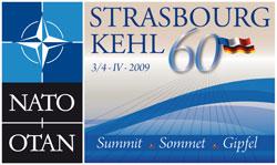 NATO Strasbourg Kehl logo