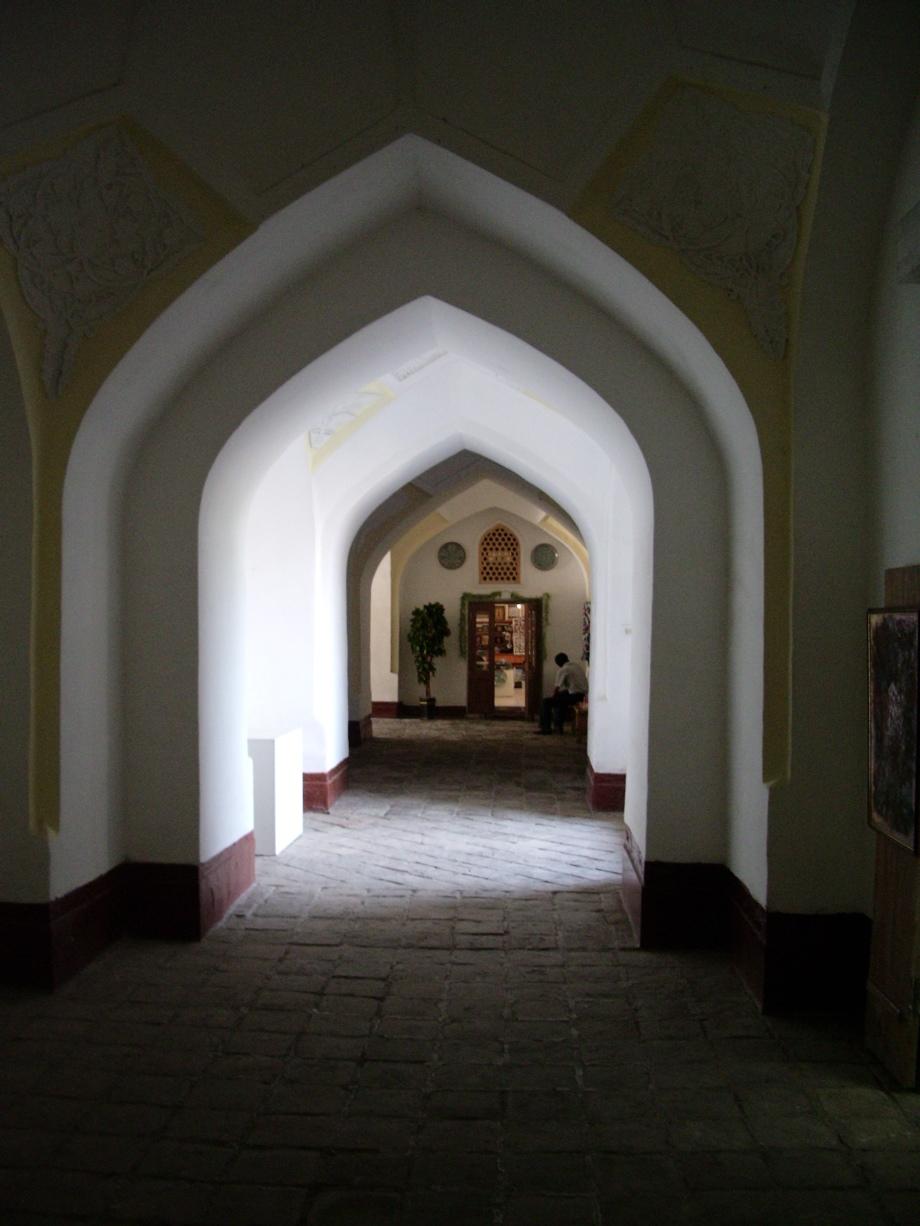 Uzbek madrassa