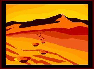 Desert AppleWorks