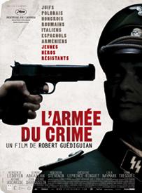 Armee du crime affiche