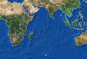 Indian Ocean duniyalivedotcom