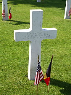 Memorial Day in Flanders