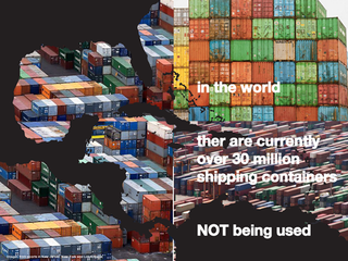 Containers - 30 million