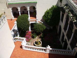 TALIM courtyard