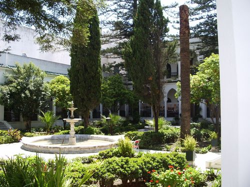 TALIM Palais Moulay Hafidh