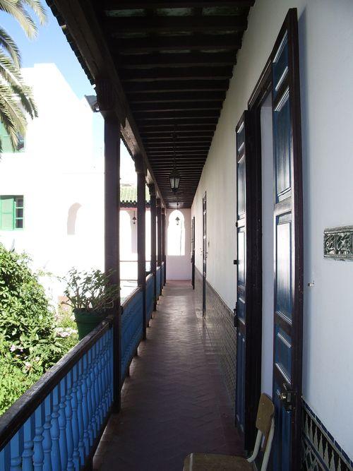 TALIM Ecole Art et Méties couloir