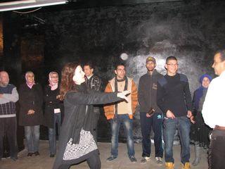 TALIM Theatre workshop ball