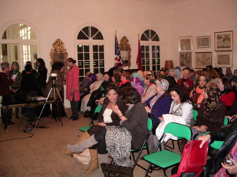 TALIM International Women's Day 2012
