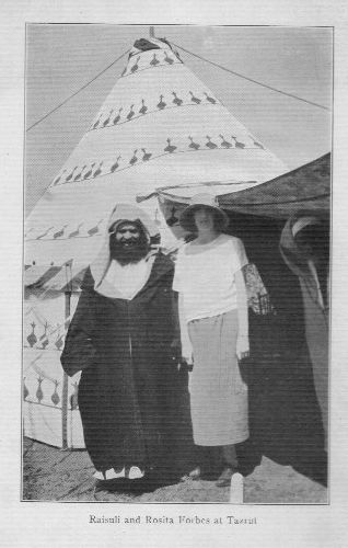 TALIM Rosita and Raisuli b w