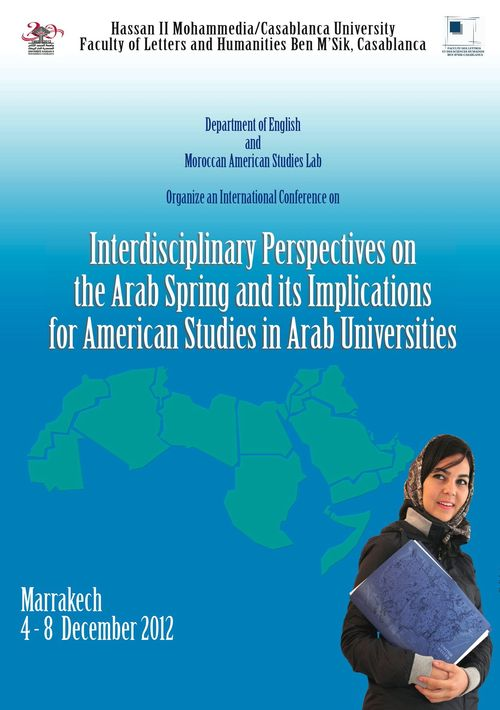 TALIM American Studies Arab World poster