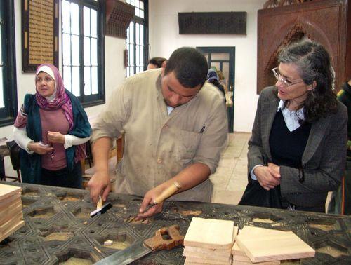 TALIM Barakat Ecole Artisanat