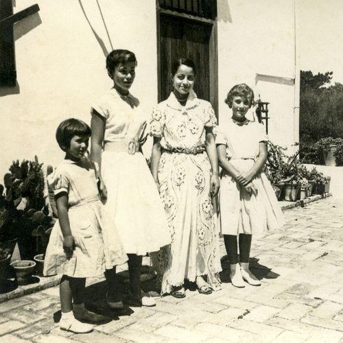 TALIM Zohra McBey family