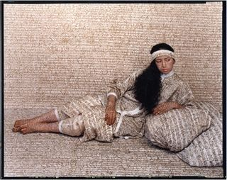 TALIM Lalla Essaydi Les Femmes du Maroc # 14