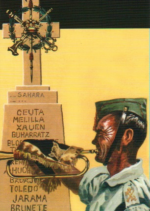 TALIM Legión Bugle