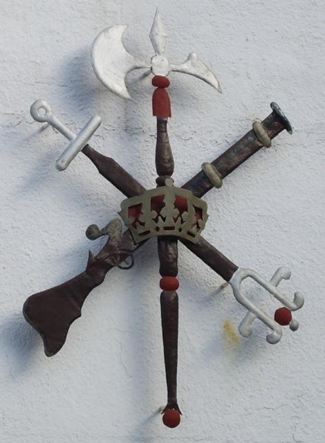 TALIM Legión insignia
