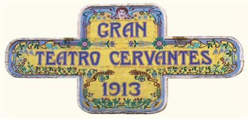 TALIM Cervantes Sign