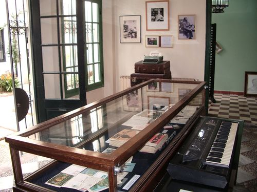 TALIM Bowles Synthesizer room