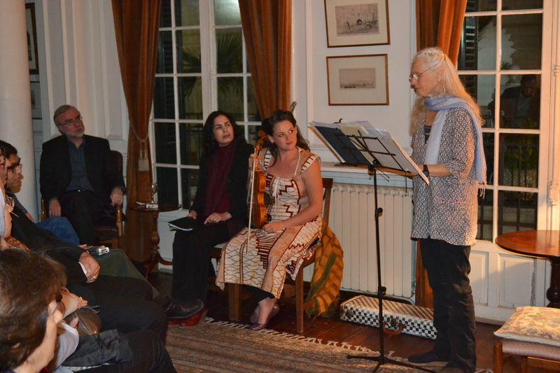 TALIM ALC Bowles concert trio