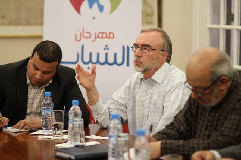 TALIM Parallel diplomacy speaker