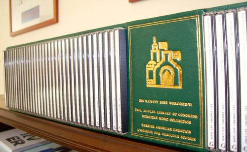 TALIM Paul Bowles Collection case