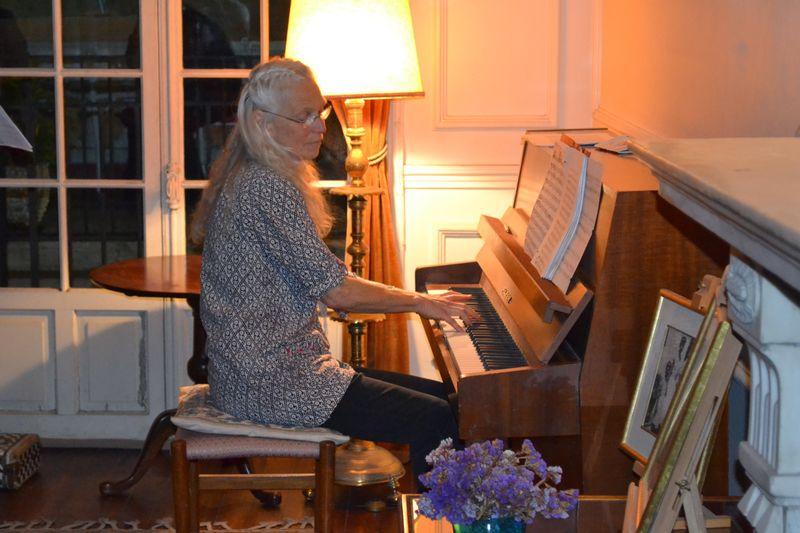 TALIM ALC Bowles concert Irene