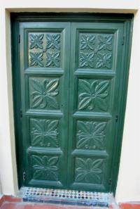 TALIM Pavilion doors