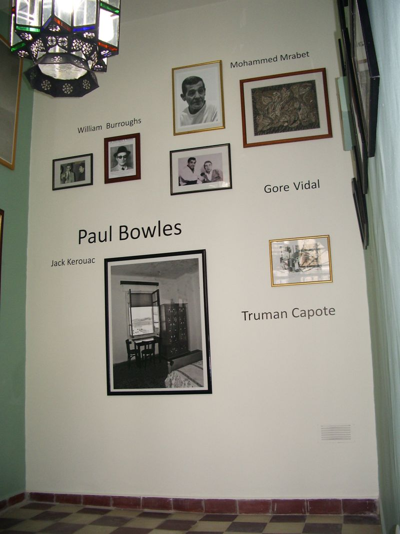 TALIM Paul Bowles Cloud