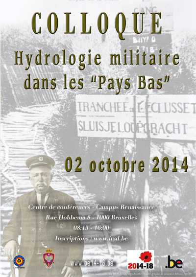 Affiche hydrologie militaire