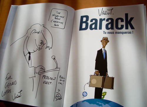 Barack - Donald - 1