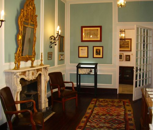 TALIM Legation room with Escadrille