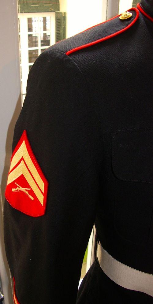 TALIM Marine stripes