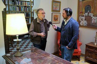 TALIM Musiq3 Interview