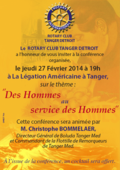 TALIM Rotary conference 27 feb