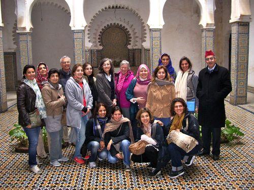 TALIM Barakat Erzini Home group