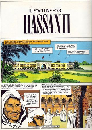 TALIM Il Était une Fois...Hassan II, Page 1