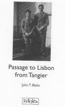 TALIM Passage to Lisbon John Blake