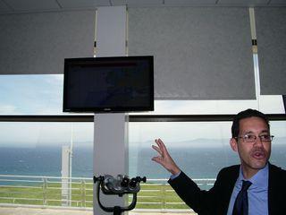TALIM CSTM control room