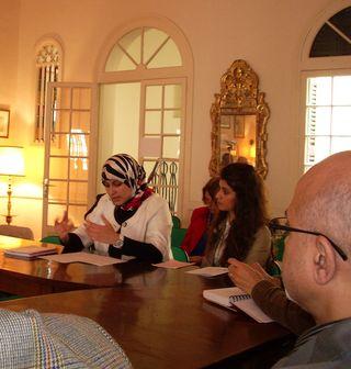 TALIM April Seminar 2012