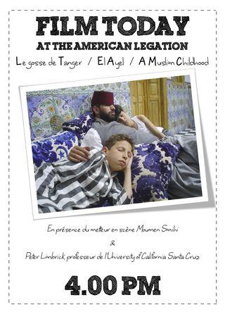 TALIM Poster Legation-muslimchildhood