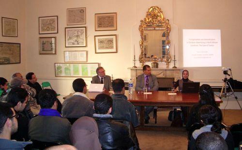 TALIM Karima Bouziane presentation
