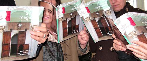 TALIM Royal Air Maroc Legation article