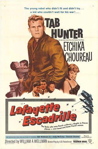 TALIM Lafayette Escadrille Tab Hunter