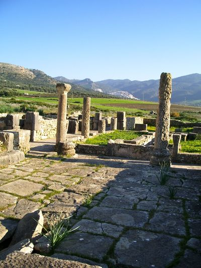 TALIM Moulay Idriss from Volubilis