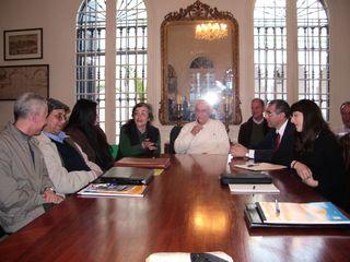 TALIM University of Guelma roundtable