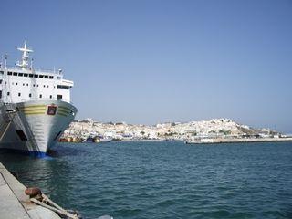 TALIM Tangier Port