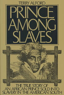 TALIM Prince Among Slaves book cover