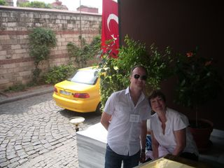 CAORC Istanbul MEL and Bobby